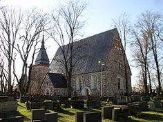 Laitilan Pyhän Mikaelin kirkko