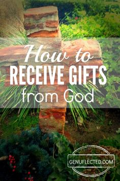 Do you struggle to accept help from others? Is it easier to give than to receive? In this post, find out why this could be hampering your ability to receive gifts from God.