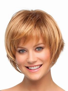 Photo: Short Layered Haircuts With Bangs Short Bob Hairstyles With Bangs 4 Perfect Ideas For You Talk - Hairstyle Picture Magz Bob Hairstyles With Bangs, Bob Haircut With Bangs, Short Layered Haircuts, Layered Bob Hairstyles, Haircuts For Fine Hair, Hairstyles Haircuts, Straight Hairstyles, Haircut Styles, Haircut Short