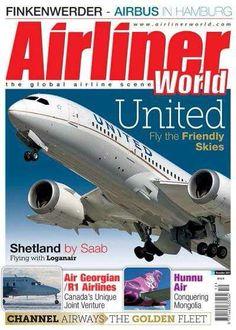 Airliner World - December 2014 Aviation Magazine, Joint Venture, Mongolia, The Unit, December 2014