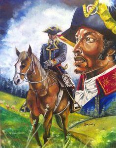 Haitian Historical Men--Kervin Andre