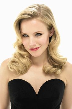 Kristen Bell. She is so perfect in any way