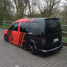 Vw Caddy Tuning, Caddy Van, Audi Wagon, Vw Caddy Maxi, Fiat Uno, Golf Mk3, Volkswagen Caddy, Vw Cars, Custom Vans