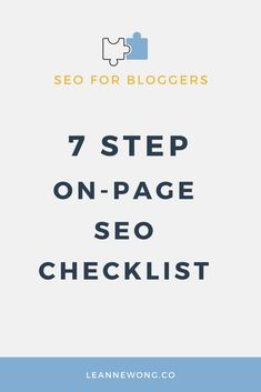 On-Page SEO is fundamentally the most important thing you can do to get higher rankings and reduced pay per click costs, this guide shows you exactly how in
