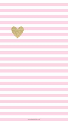 light pink and gold wallpaper - photo #46