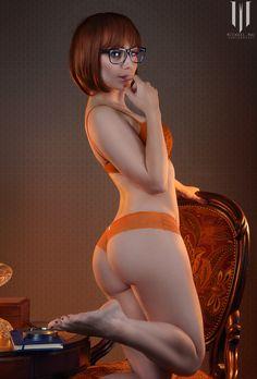 Jennifer Van Damsel ❤️ Velma
