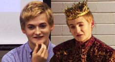 Jack Gleeson aka King Joffrey from Game of Thrones - Jack Gleeson is pretty funny