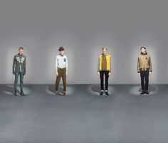 """ZOZOVILLA│UNDER COVER 2012-13 AW COLLECTION""""PSYCHO COLOR"""""""