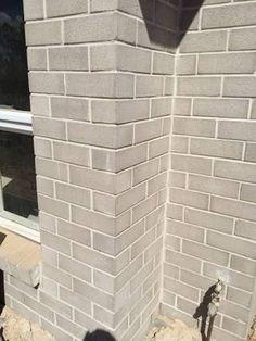 urban one silver brick - Google Search Exterior Color Schemes, House Color Schemes, House Colors, Building A New Home, Brick Building, Grey Brick Houses, Clarendon Homes, Brick Colors, Brick Facade