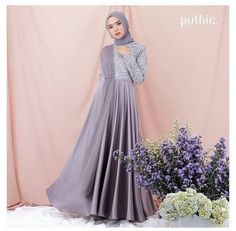 Velvet Bordir TileSize fit to LFor OrderDMWA in Bio happyshopping makeup kosmetikmurah bajuwanita hijabers tas sepatu gamismurah Hijab Prom Dress, Muslimah Wedding Dress, Hijab Style Dress, Muslim Wedding Dresses, Hijab Gown, Muslim Dress, Dress Outfits, Casual Hijab Outfit, Bridesmaid Dress