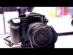 The World's Slimmest Communication Camera LUMIX DMC-CM1 | TVideo.Net
