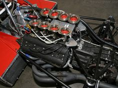 McLaren M23 Cosworth High Resolution Image (18 of 24)
