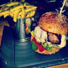 #burgervivo