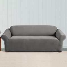 Lush Decor Adrianne Sofa Furniture Protector Slipcover by Lush