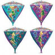 Shape Diamondz $24.95 Disney Balloons, Helium Balloons, Foil Balloons, Latex Balloons, Wholesale Party Supplies, Kids Party Supplies, Wedding Balloons, Birthday Balloons, Disney Fairies