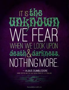 thank you Dumbledore for all your knowledge