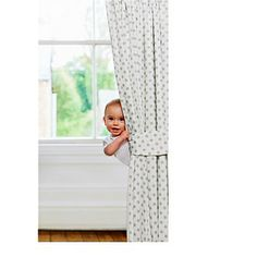 New Bright Pink Polka Dot Naptime Blackout Window Curtain Set 50
