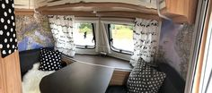 Wohnwagen pimpen innen Triton Eriba 430 Touring 2