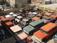 Patina Chevy Trucks
