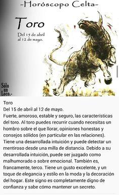 Toro (15 abr - 12 may)