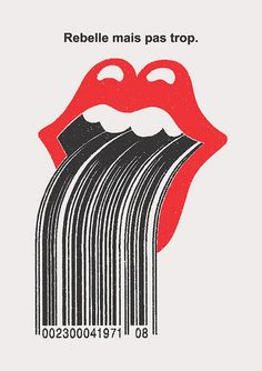 xoxo. Stones. Flyer Goodness: Art of the Rolling Stones: Posters and Flyers Designed by John Pasche & More
