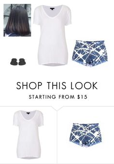 """Untitled #246"" by erin-bittencout on Polyvore featuring moda, Topshop e Havaianas"