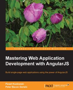 Mastering Web Application Development with AngularJS  ($20.01) http://www.amazon.com/exec/obidos/ASIN/B00EQ67J30/hpb2-20/ASIN/B00EQ67J30 I recommend it if you aren't new to web development and just want to know what all the fuss is with AngularJS. - This book is very clear about how and why. - Is that awesome that even it tells you if there something wrong with angular and how can you workaround it.