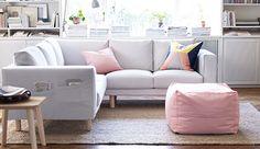 Couchen wie z. B. NORSBORG Sofa