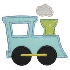 Train Applique