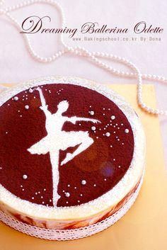 Dreaming Ballerina Odelle | Bakingschool.co.kr
