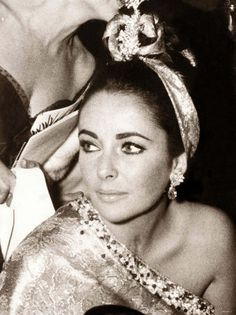 Was told once that I looked like a young Elizabeth Taylor. Not sure if its true but what a compliment!
