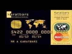 Karatbars How to Use the Debit Card | Wallstreet - YouTube