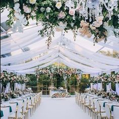 Bridal Shower Decorations Elegant - New ideas Outdoor Tent Wedding, Indoor Wedding, Wedding Decorations On A Budget, Bridal Shower Decorations, Budget Wedding, Wedding Planner, Aisle Decorations, Diy Centerpieces, Marquee Wedding