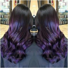 Pretty Purple #bayalage #repost of the lovely work of @lupitastyle_salon using the #SalermCosmetics  #haircolor from the Salermvison professional hair color range.  Special Sale for new customers. Buy 12 tubes of color and get two free. For use with Salerm Aloe Vera Developer. We have 10, 20, 30, and 40.  Limited time offer. Sales in SE United States only. Call 678-827-3334 for more details and to order. For professional use only.  #lookbook #haircolorists #salon #beauty #hairpainting
