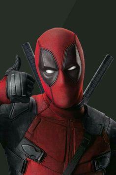 """Heads Up""             -Deadpool"