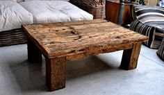 Beau Rough Wooden Table   Google Search