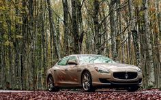 Rent the Maserati Quattroporte Sport GTS in Italy