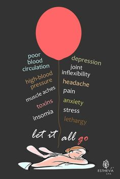 Let it all go, call us 918-829-2085= feeling better!