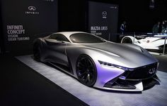 The Infiniti Concept Vision GT Sport launch.#car #ride #automobile #startup #signup #vitorr