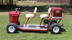 Farmall Barstool Racer Kart by ThunderDesigns1122 on Etsy
