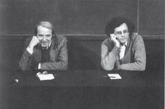 Deleuze and Guattari wait for your questions