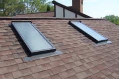 Let skylights bring more natural light to your home.