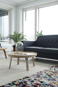 T.D.C | Muuto Around Table | styling by Susanna Vento for Sato