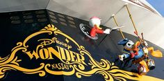 """""""Disney Wonder"""" Travel Tips: The Perfect First Cruise Experience Made Easy #DisneyCruise"""