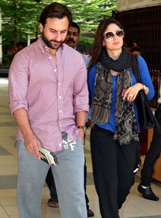 Saif Plans Big B'day Bash For Kareena