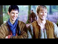Watch this adorable tribute to all the happy moments and smiles from Merlin. x3