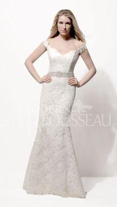 modern wedding dresses 2014 | Renny Modern Trousseau Bridal Dress 2014