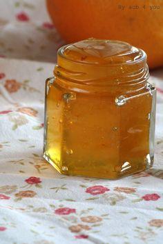 Gelée d'orange au gingembre et au rhum