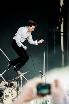 The Hives - Lollapalooza Chile 2013 | Fotos por Istvan Milos