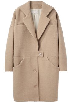 Cacharel / Cocoon Coat